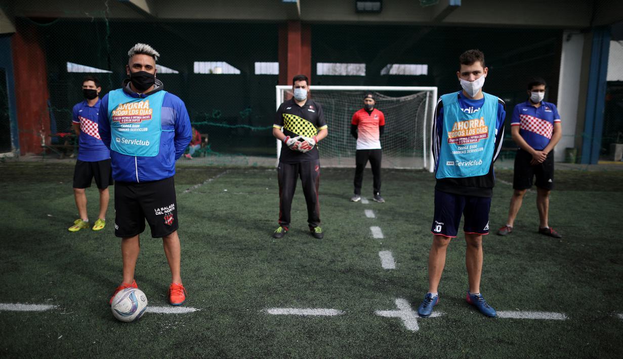 Masa Depan Sepak Bola di Masa Pandemi Covid-19