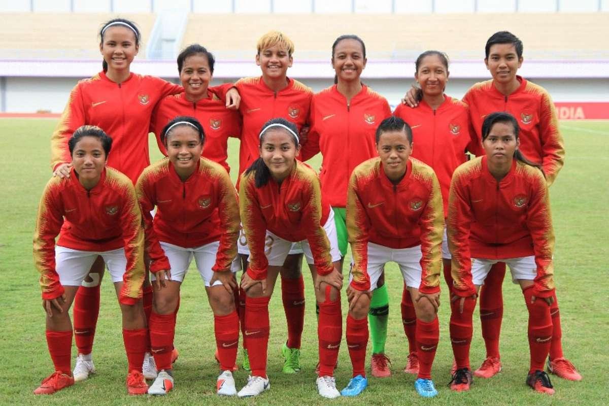 Timnas Sepak Bola Perempuan di Indonesia