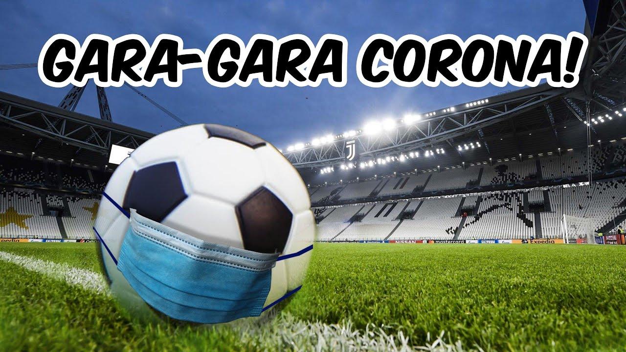Dampak Corona bagi Dunia Sepak Bola Dunia