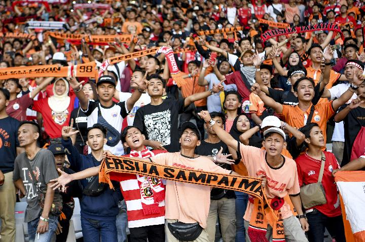 Kenalan yuk dengan Suporter Bola di Indonesia