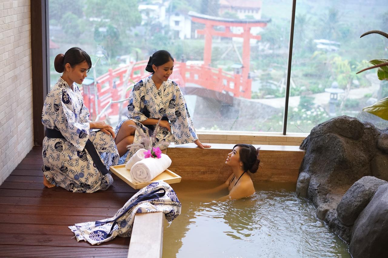 Serunya Liburan di The Onsen Resort, Wisata di Malang Bernuansa Jepang